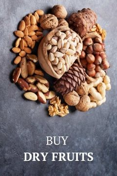 Buy Kashmiri Dry Fruits