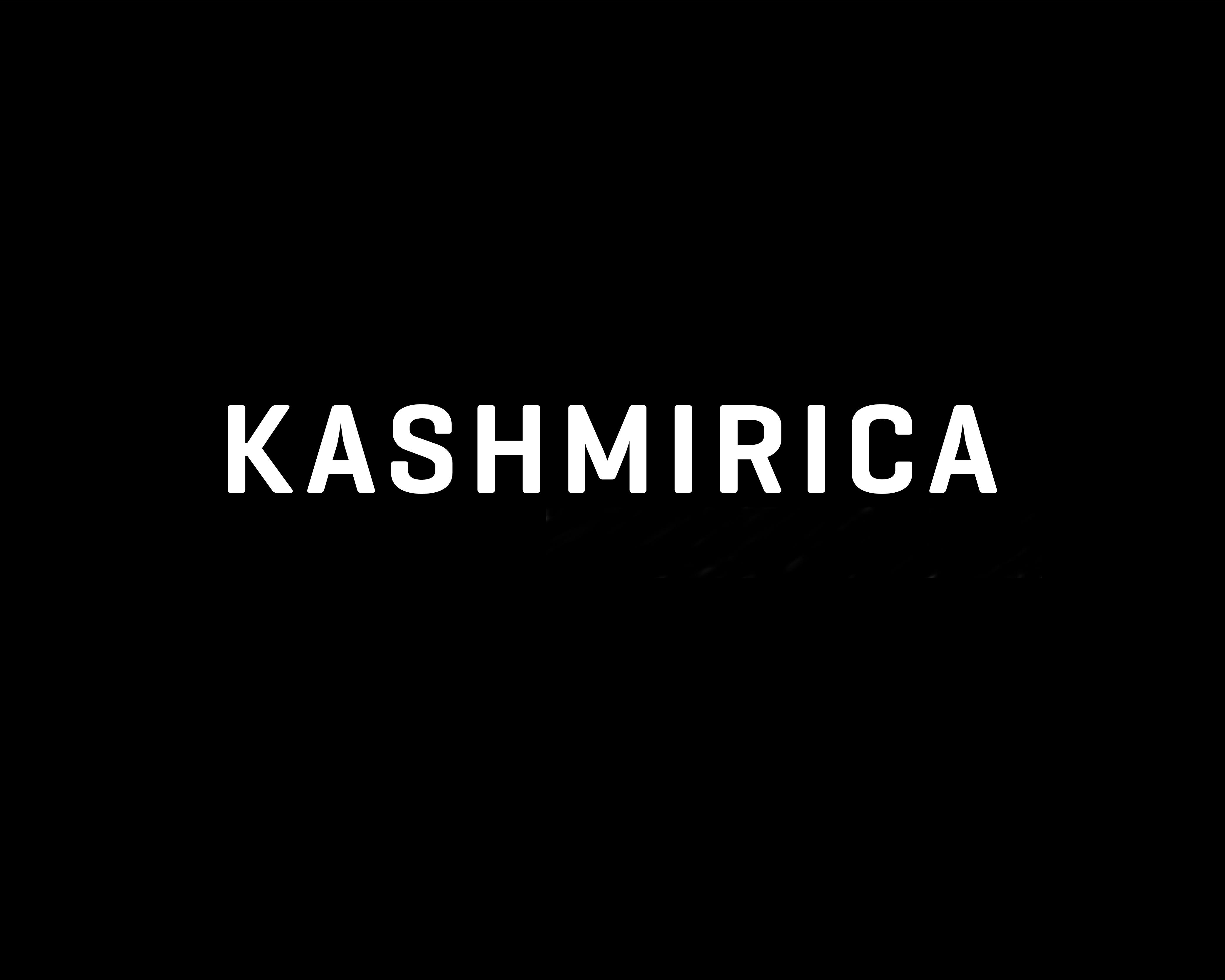 Kashmirica Logo Black