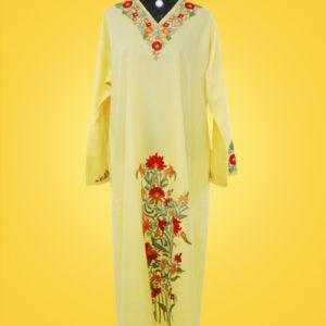Lemon Abaya