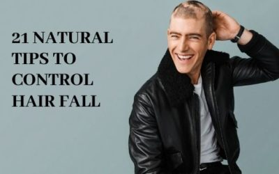 21 Natural Tips on How to Control Hair Fall
