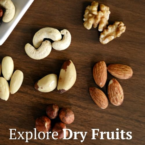 Dry Fruits Ad
