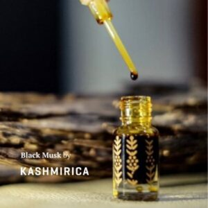 Black Musk Attar by Kashmirica