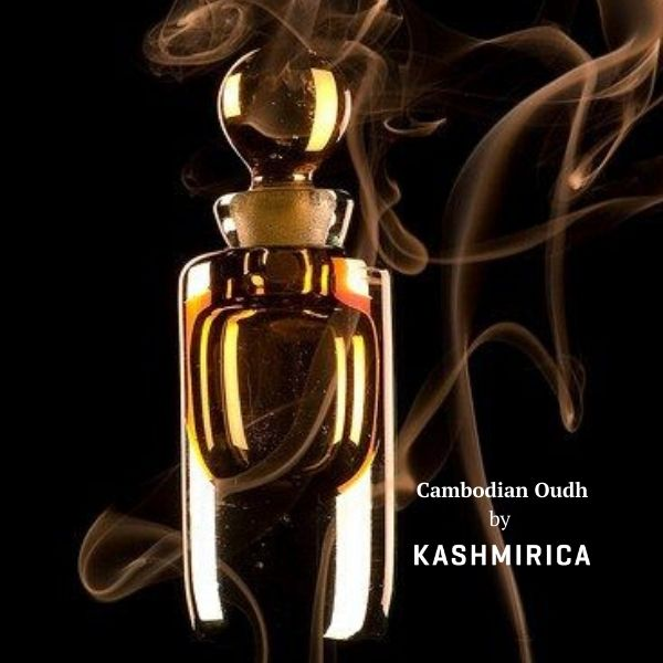 Cambodian Oudh by Kashmirica