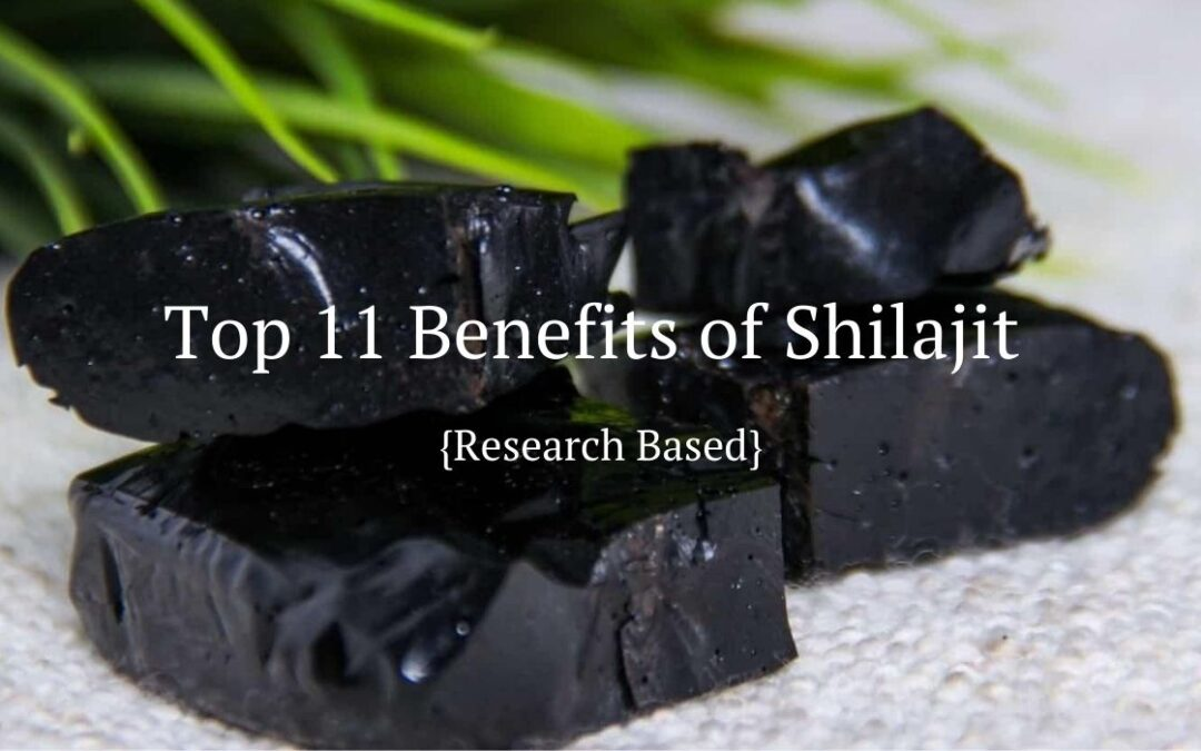Top 11 Benefits of Shilajit {Research Based}