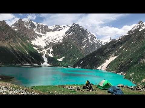 Sheeshnag Lake