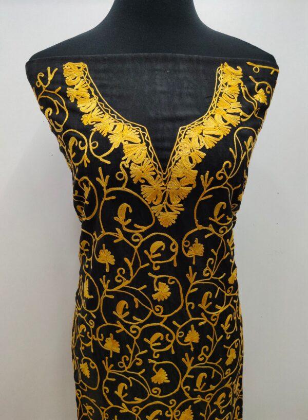 Black & Yellow Suit