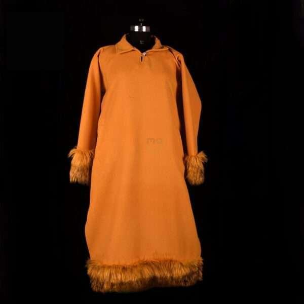 Zard Yellow Women's Pheran 1
