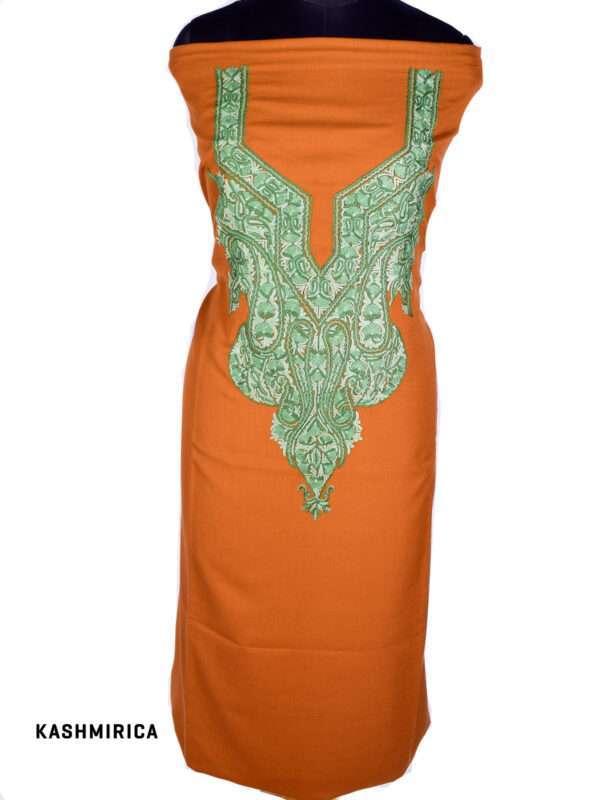 Coral Kashmiri Suit 2