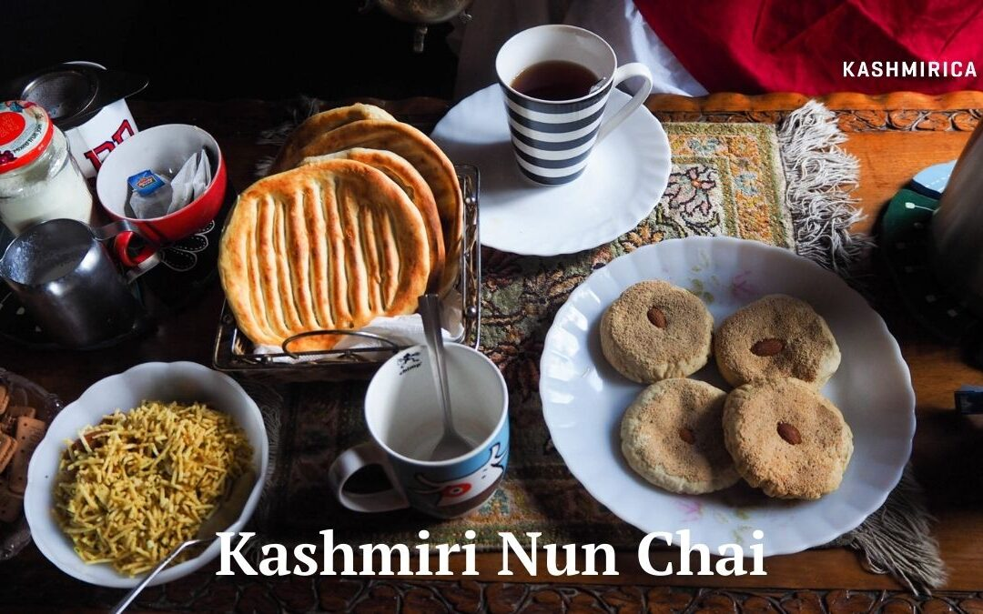 What is Kashmiri Tea?