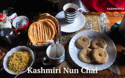 Everything You Need to Know About Kashmiri Tea