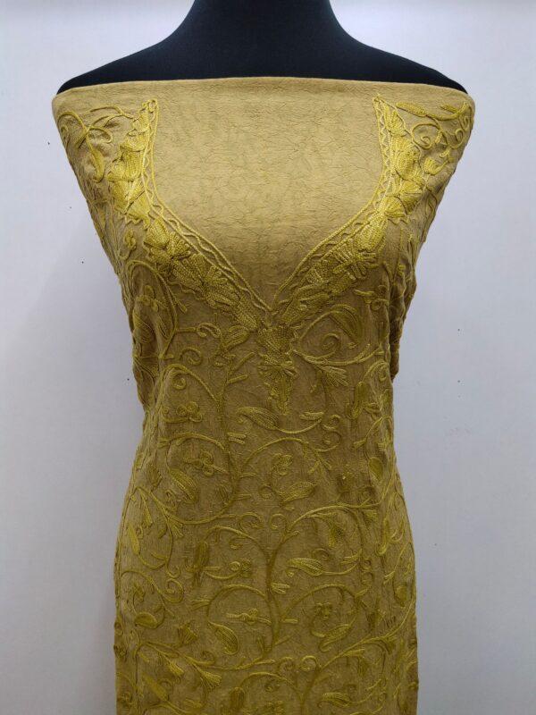 Camel Color Kashmiri Suit