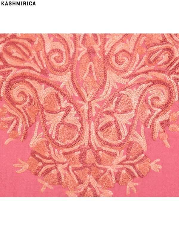 Peach Kashmiri Suit (4)