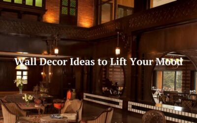 Wall Decor Ideas to Lift Your Mood