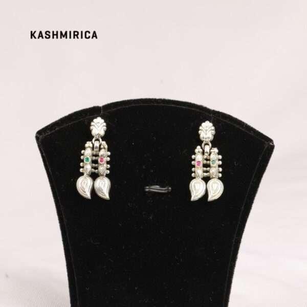 Hormuzd Earrings White