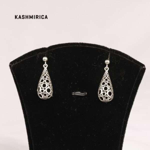 Simr Earrings White