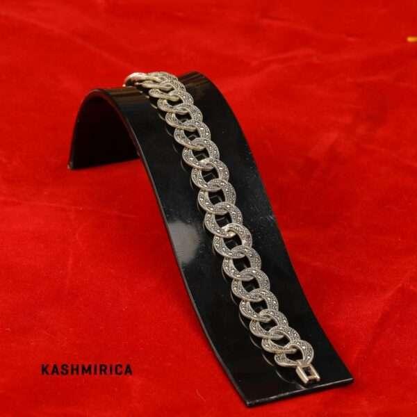 Azb Bracelet Black and Red