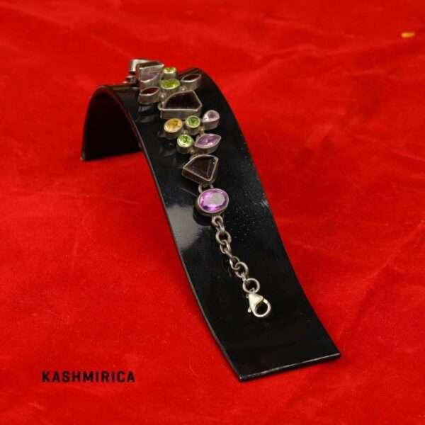 Jabr Bracelet Black and Red