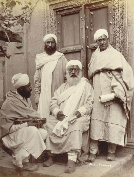 Kashmiri Dress of Men in the Past