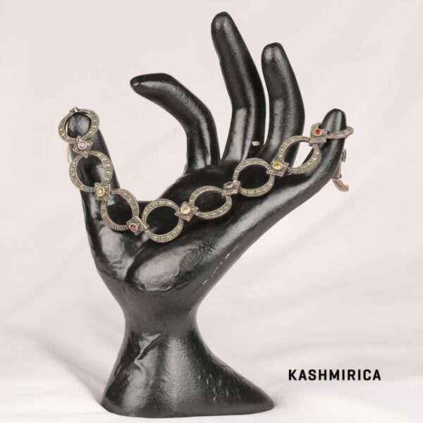 Kunz Bracelet White