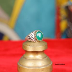 Naheed Silver Ring