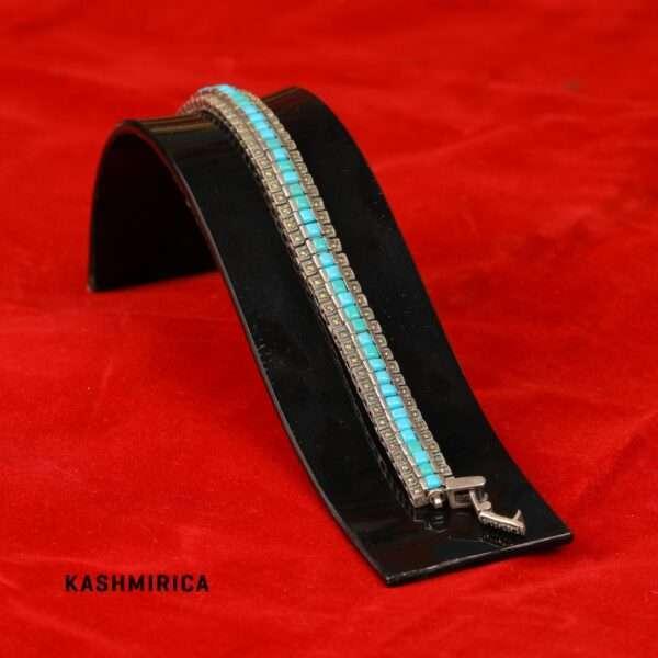 Neel Bracelet Black and Red
