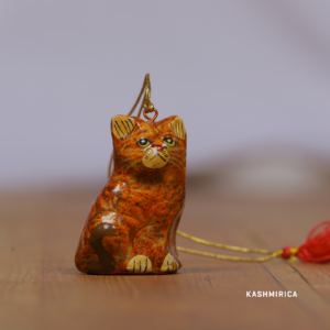 Paper Mache - Cat