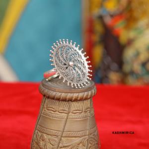 Roshan Silver Ring