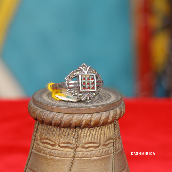 Shirin - Silver Ring