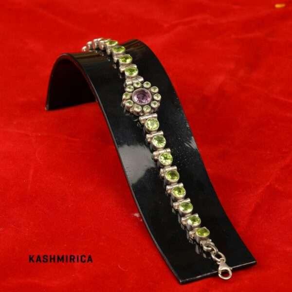 Tarz Bracelet Black and Red