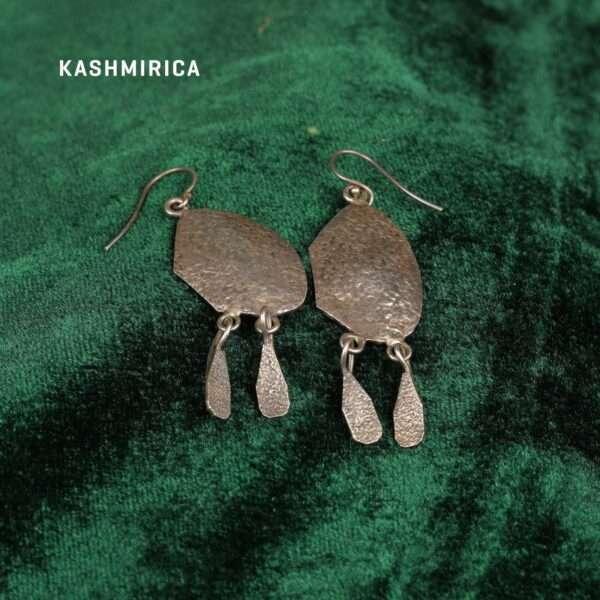 Baaria Earrings Green