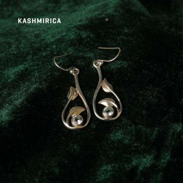 Zufr Earrings Green