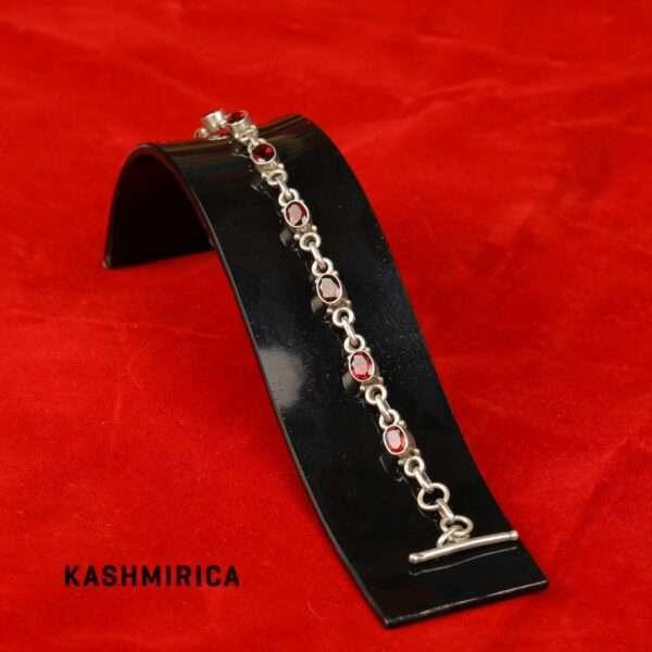 Sofie Bracelet Black and Red