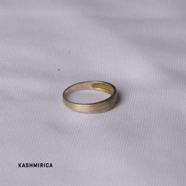 Malik Ring White