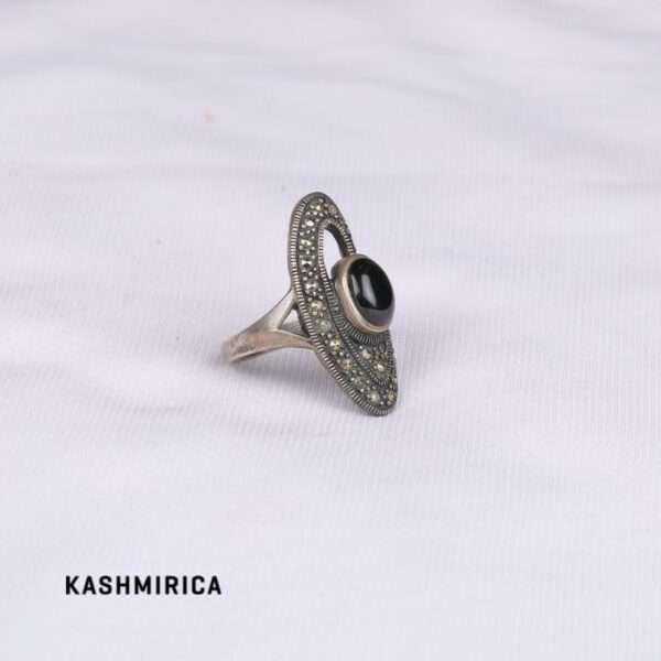 Zaydeh Ring White