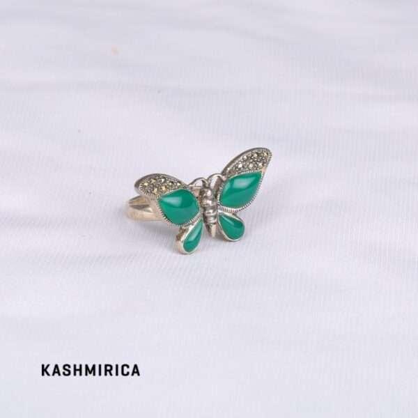 Parwana Ring White