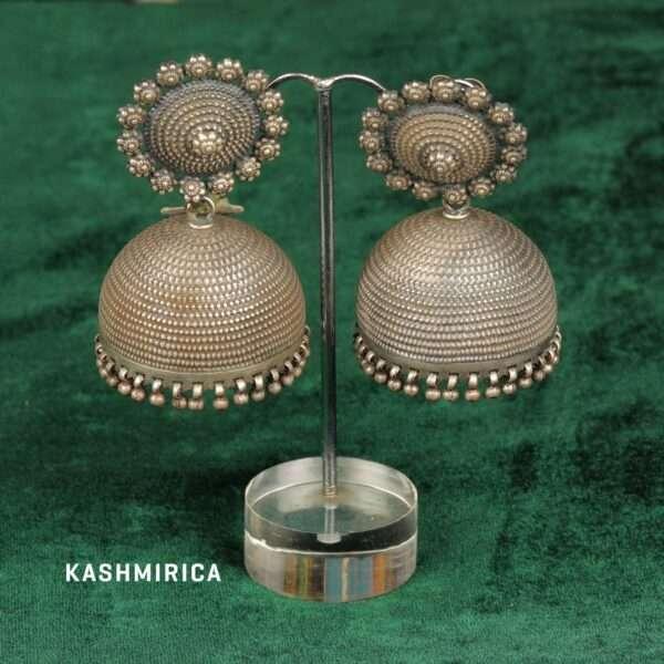 Aabir Earrings Green