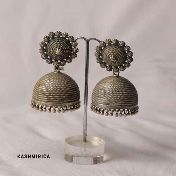 Aabir Earrings White