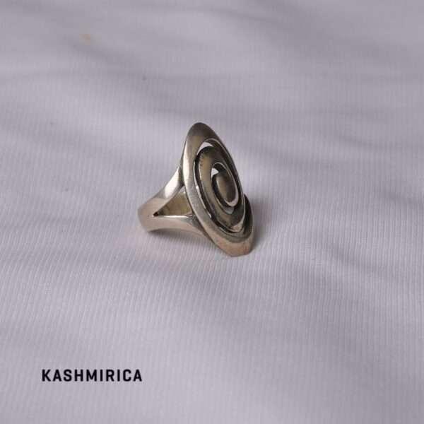 Jamal Ring White