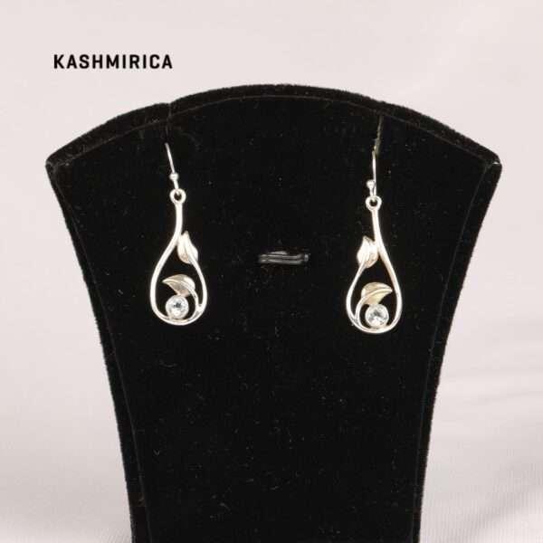 Zufr Earrings White