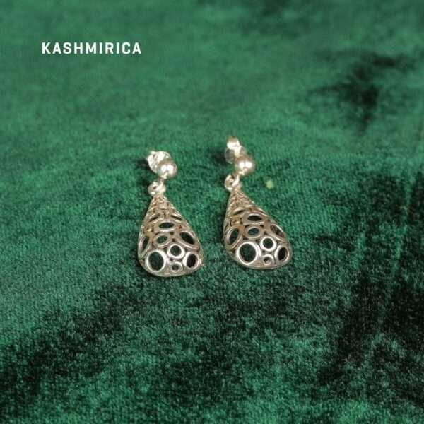 Simr Earrings Green