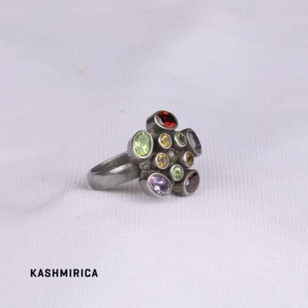 Nigah Ring white