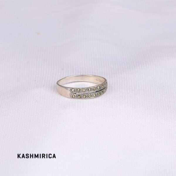 Rabia Ring White