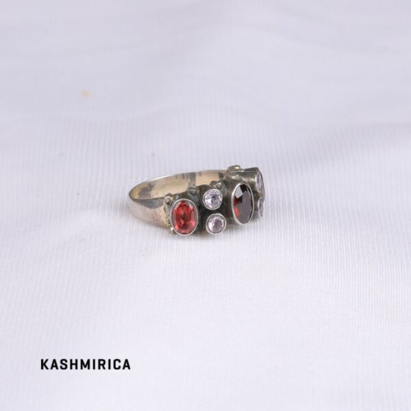 Esther Ring White