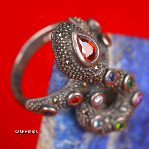 Zahra - Ring