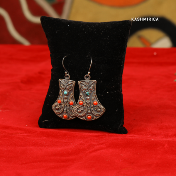 Zarqa - Earrings