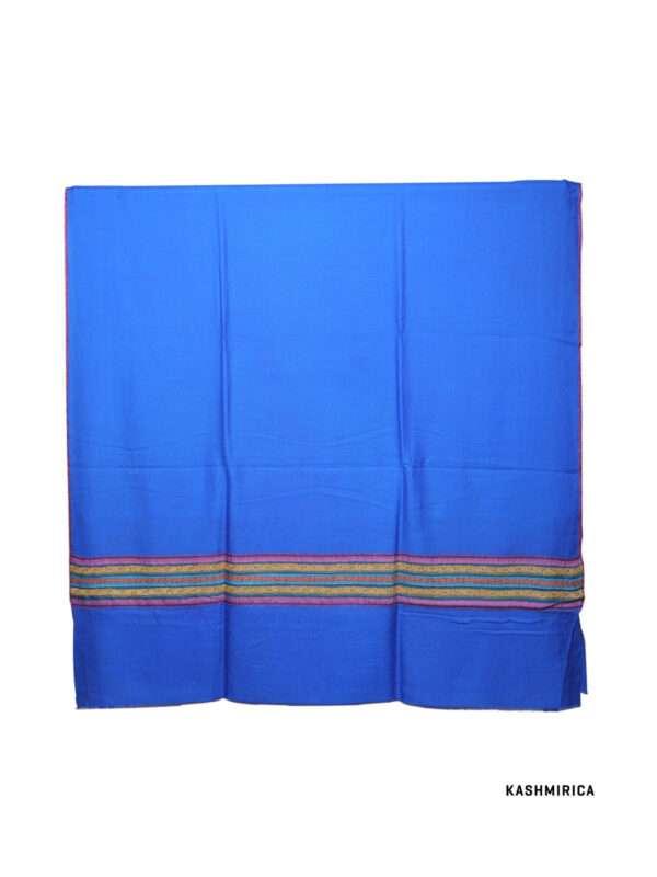 Blue Kashmiri Shawl [Fine Wool]