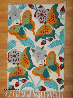 Handmade Butterfly Wall Hanging