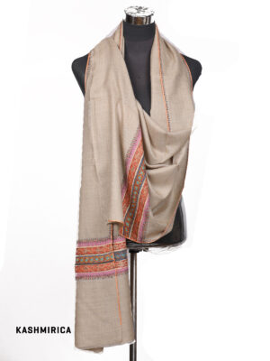Natural Kashmiri Shawl