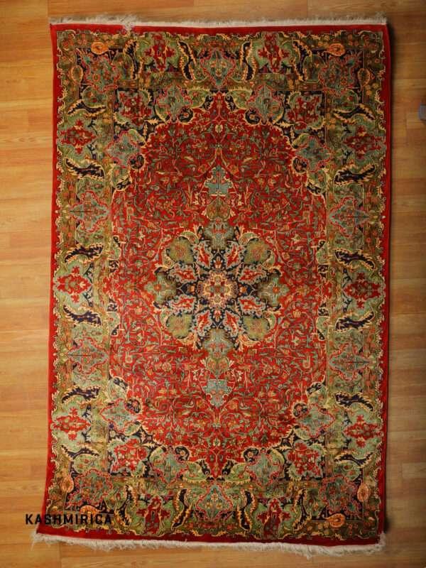 Sabt - Kashmiri Carpet