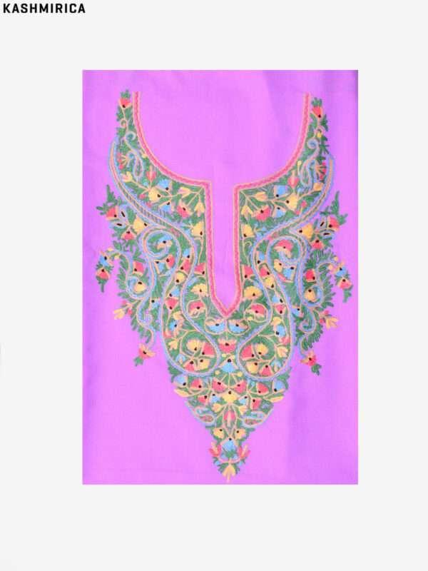 Purple Kashmiri Suit (6)